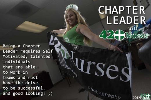 Looking for 420nurse Leaders