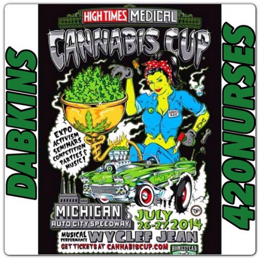 Promotional Models Needed for HIGHTIMES CANNABIS CUP  FLINT MICHIGAN July 27