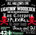 420Nurse INTERNS Judge Halloween Costume Contest  in CALIFORNIA LA
