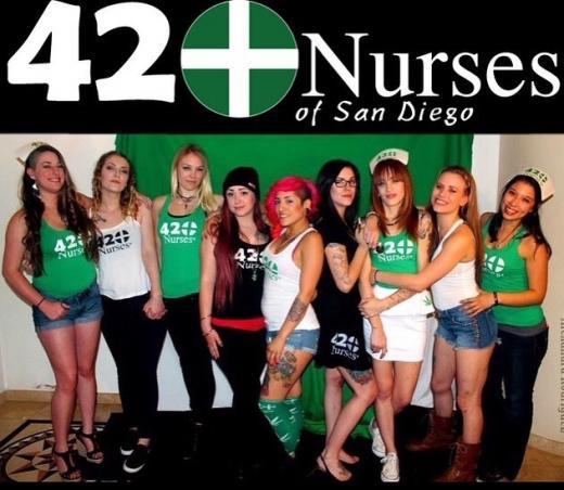 San Diego 420Nurses Chapter Meet-up