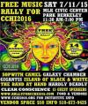 Rally For CCHI2016