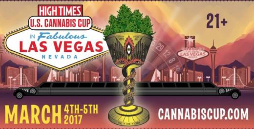 HIGHTIMES Promotional Models - Las Vegas