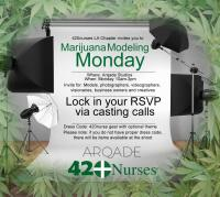 Marijuana Model Monday