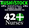 Cannabis Festival Booth Babes