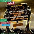 Friday Night Sesh Halloween!!