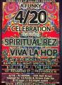A Funky 4/20 Celebration