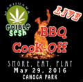 Memorial Day with a Live BBQ Cook-Off!!