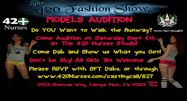 Model Auditions